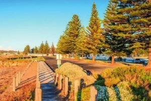 Beachport caravan park