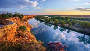 MURRAY RIVER, RIVERLAND LAKES